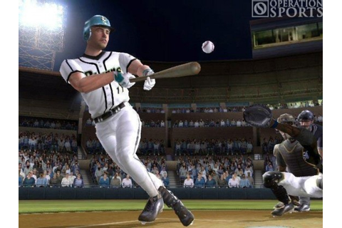 Greatest Sports Game Ever: MVP Baseball 2005 - Operation ...