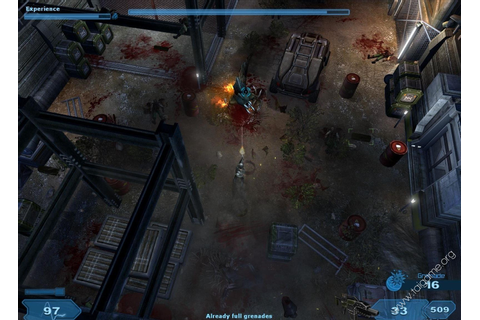 Shadowgrounds: Survivor - Download Free Full Games ...