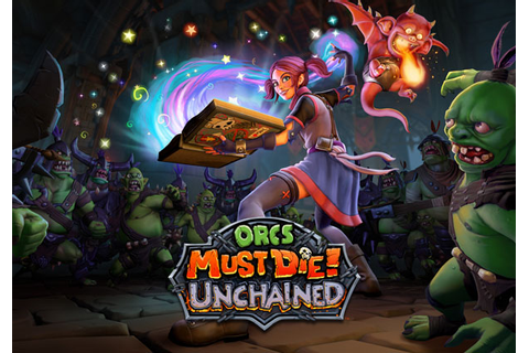 Orcs Must Die! Unchained | MMOHuts