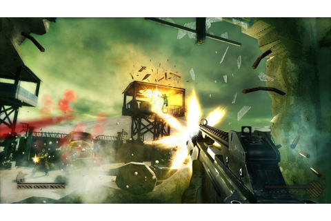 Amazon.com: Bodycount - Xbox 360: Video Games