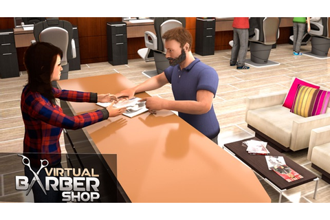 ‎Virtual Barber Shop Hair Salon on the App Store