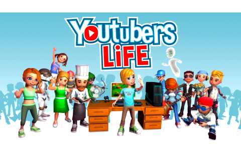 Youtubers Life Free Download - CroHasIt