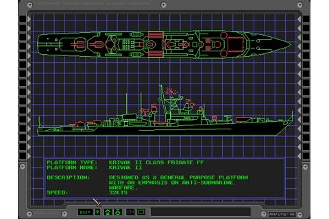 Aegis: Guardian of the Fleet (1994 - DOS). Ссылки ...
