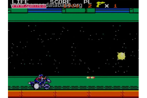 Zillion II : The Tri Formation (Jeu Master System ...