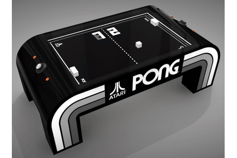 Awesome Pong Tabletop Game Created By Daniel Perdomo ...