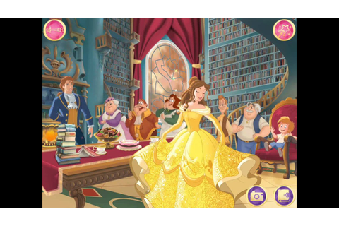 DISNEY BELLE BEAUTY AND THE BEAST MOVIE GAME Disney Royal ...