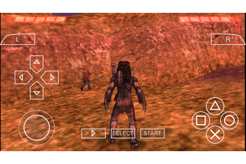 Aliens vs Predator Requiem PSP ISO Free Download & PPSSPP ...