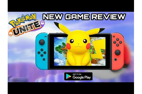 Pokemon Unite ! New Game For Android/ISO GamePlay - YouTube