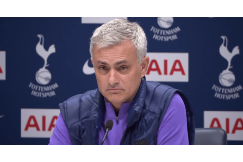 Mourinho: My Coaching Methods Best In The World - Complete ...