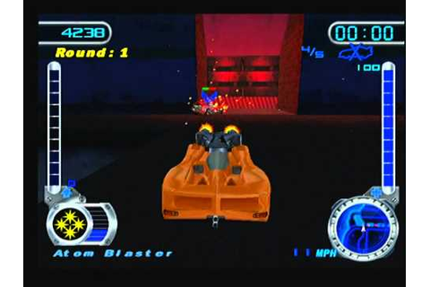 Hot Wheels Velocity X Maximum Justice (PS2) - Underworld ...
