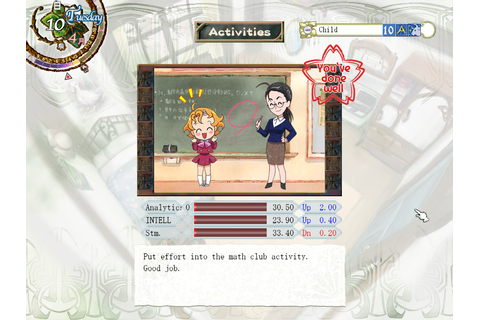Princess Maker 5 announced for Steam, out April 26 | RPG Site
