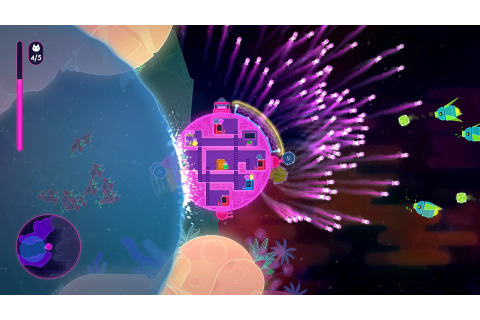 Lovers in a Dangerous Spacetime arrives on PS4 just in ...