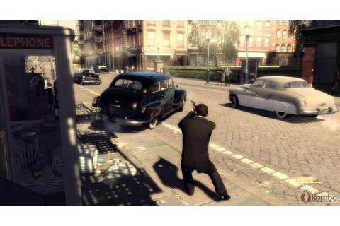 MAFIA 2 GAME---FREE DOWNLOAD