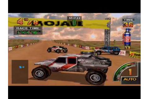 Off Road Challenge (N64) Tournament Longplay - YouTube