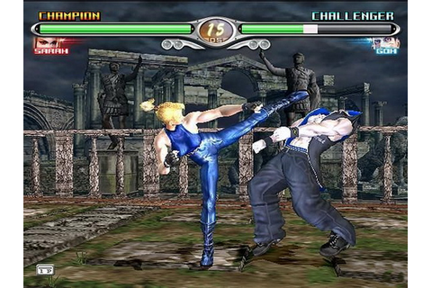 Virtua Fighter 4 - Evolution (USA) ISO