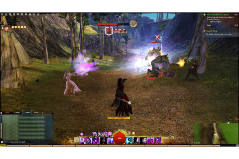 Made for Teams: Design for Cooperative Play in Guild Wars ...