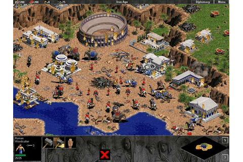 Age of Empires: The Rise of Rome - Bilder | ePrison.de ...