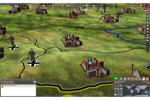 Demos: PC: Making History II: The War of the World Demo v1 ...