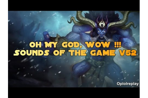 Oh My God, WOW!! - Sounds Of The Game v52 - YouTube