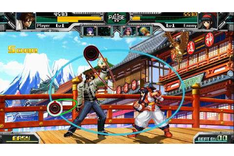 THE RHYTHM OF FIGHTERS - The King Of Fighters Rhythm Game ...