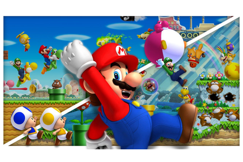 New Wii U Deluxe Bundle Includes New Super Mario U, Luigi ...