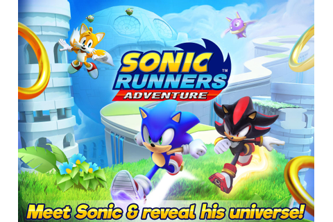 Download Sonic Runners Adventure on PC with BlueStacks