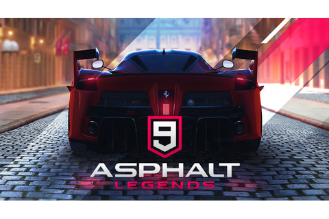 Asphalt 9: Legends - Arcade Racing game by Gameloft