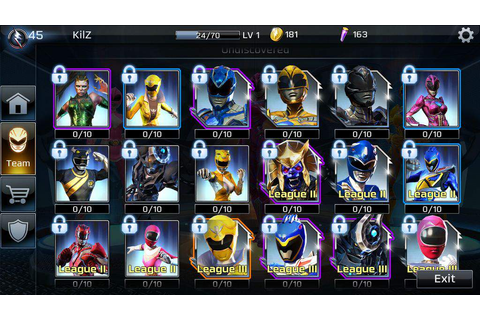 Henshin Grid: Power Rangers Legacy Wars Game Review (June ...