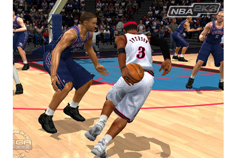 NBA 2K3 Screenshots - Video Game News, Videos, and File ...