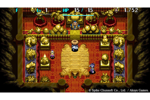 Review: Shiren the Wanderer: The Tower of Fortune and the ...