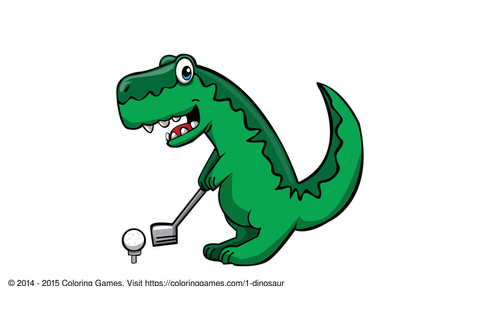 Dinosaur Coloring Book Games: Dinosaur coloring book paint ...