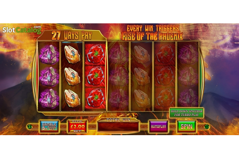 Rise of the Phoenix Slot Review, Bonus Codes & where to ...