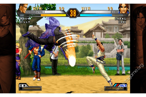 The King of Fighters '98 Ultimate Match Final Edition ...