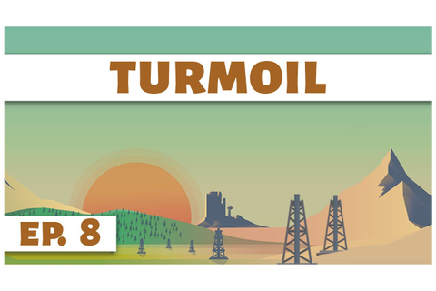 Turmoil - Ep. 8 - Depleting Oil Reserves! - Let's Play ...
