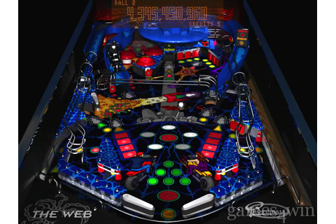 Pro Pinball: The Web Download - Games4Win