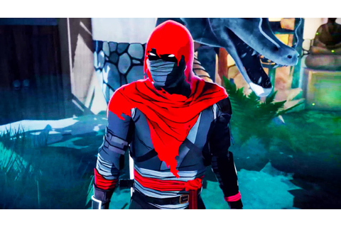 Aragami Gameplay Release Date Trailer (New Upcoming ...