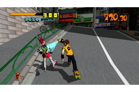 Jet Set Radio HD review: Sega's lesson in cool | Digital ...