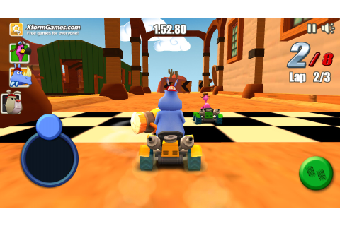 Go Kart Go! Ultra! – Games for Android – Free download. Go ...