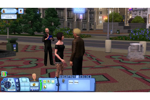 Les Sims 3 Accés Vip Trailer - YouTube