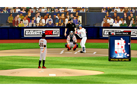 Major League Baseball 2K12 Free Download - Ocean Of Games
