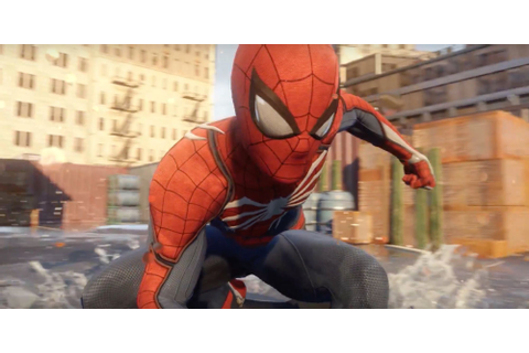 Spider-Man PS4 Game Trailer: Peter Parker Meets Insomniac ...