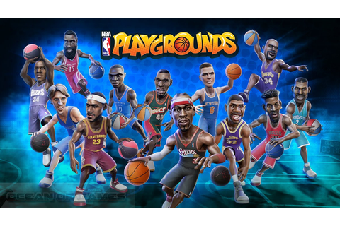 NBA Playgrounds Free Download - Ocean Of Games