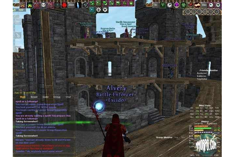 Dark Age of Camelot Download Free Full Game | Speed-New