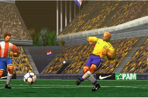 Screens: Ronaldo V-Football - PlayStation (5 of 10)