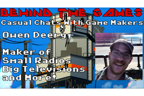 Chatting with Owen Deery, Maker of Small Radios Big ...
