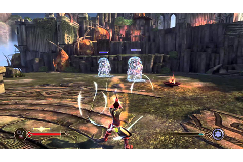 Sorcery PS3 gameplay trailer with PS Move - YouTube