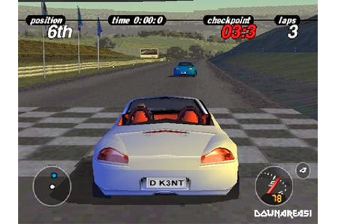 Porsche Challenge (PSX) - Download Game PS1 PSP Roms Isos ...
