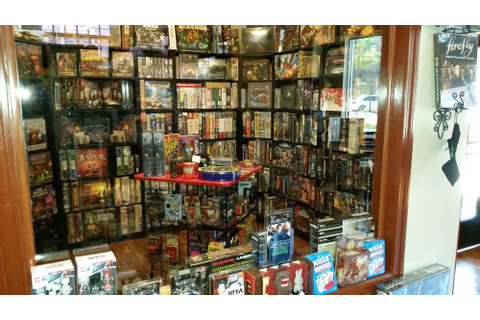 The 11 Parts of a FLGS (Friendly Local Game Store): An ...