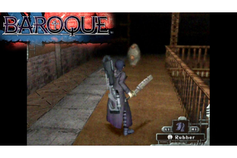 Baroque ... (PS2) - YouTube