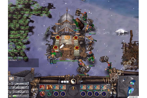 Battle Realms: Winter of the Wolf - Download Free Full ...